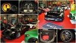 Mercedes GTR,Corvett Z06,Porsche 3,2,plymouth,Ferrari16M-005