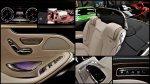 Mercedes S500 Cabriolet et Porsche 944 Blanc-002