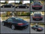 Porsche 996 4S Cabriolet Noir