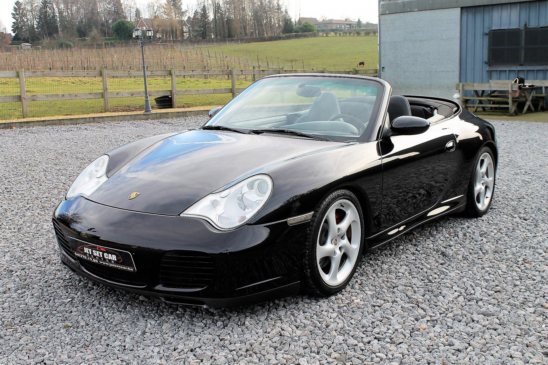 porsche 996 4s cabriolet auto salon gt. Black Bedroom Furniture Sets. Home Design Ideas