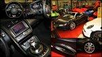 Audi R8 Spider & Ferrari F430-001
