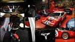 Ferrari Dino et TVR-003