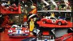 Ferrari Dino et TVR-002