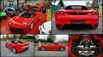 Ferrart F430 et Ferrari F360