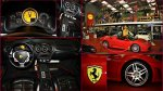 Ferrart F430 et Ferrari F360-001
