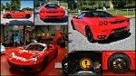Ferrari 348 Sipder,Porsche 993 4S,Ferrari F430 Spider,Porsche 959 ,Porsche 924S-003