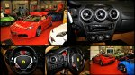 Audi R8 Spider & Ferrari F430-003