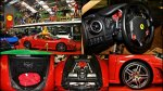 Audi R8 Spider & Ferrari F430-002