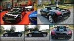Alfa 4C,Gallardo Spider,Ferrari F430 Spider-002